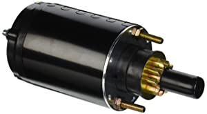 DB Electrical SAB0060 New Starter For Massey Ferguson, Cub Cadet Lawn Tractor 1050 1204 Kohler 10 12 Hp, Toro Mower Reelmaster 216 Greensmaster 3000 S 2000 4733040-M030SM 5666640-M030SM SM47330 9800