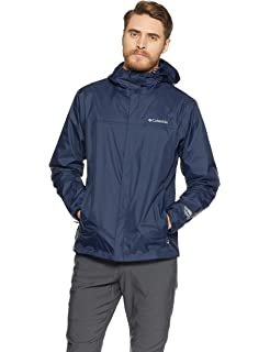 7bb40533dd18e Columbia Men s Watertight II Front-Zip Hooded Rain Jacket