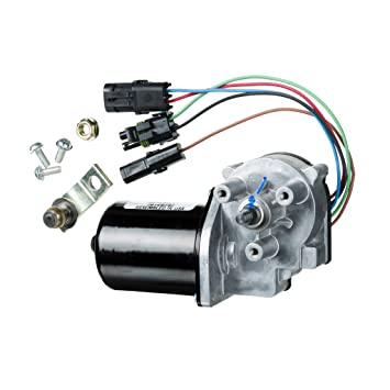 Amazon.com: Wexco Wiper Motor AX9204 - Autotex All Makes Motor-Freightliner-Western Star: Automotive