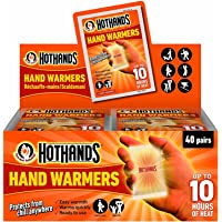 HotHands Hand Warmers Value Pack 40 Pair