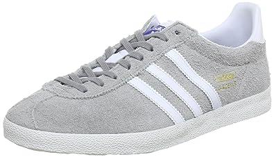 Adidas Originali Uomini Dimensioni: Gazzella Og Q23177 Scarpe Grey Dimensioni: Uomini Regno Unito 609246