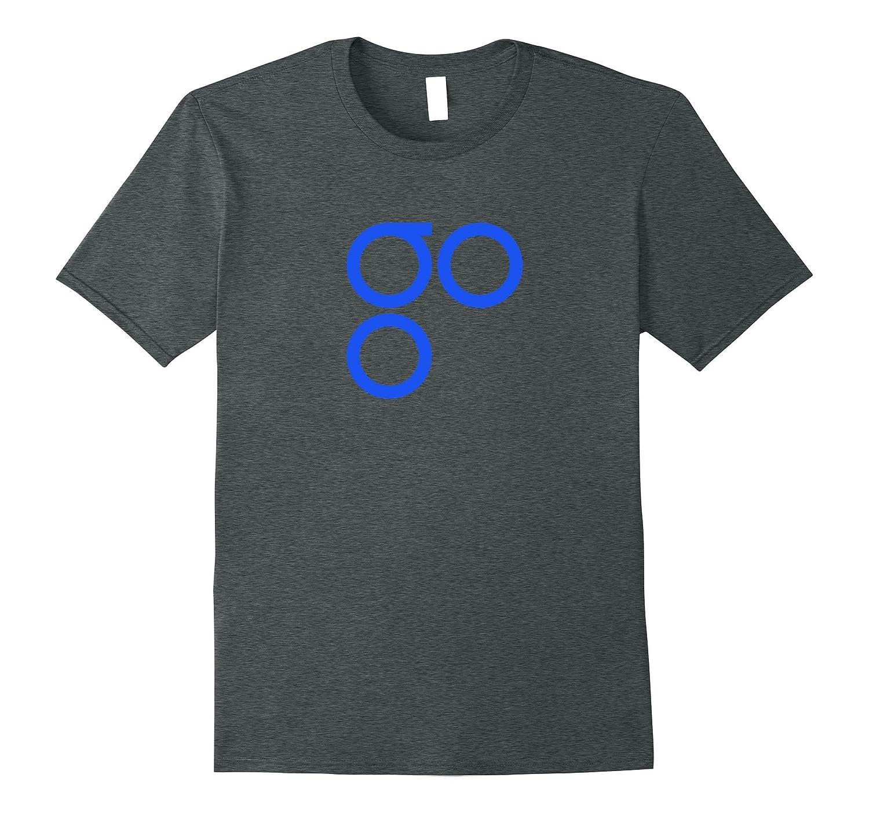 OmiseGO Logo T-Shirt | Cryptocurrency Blockchain T Shirt-Art