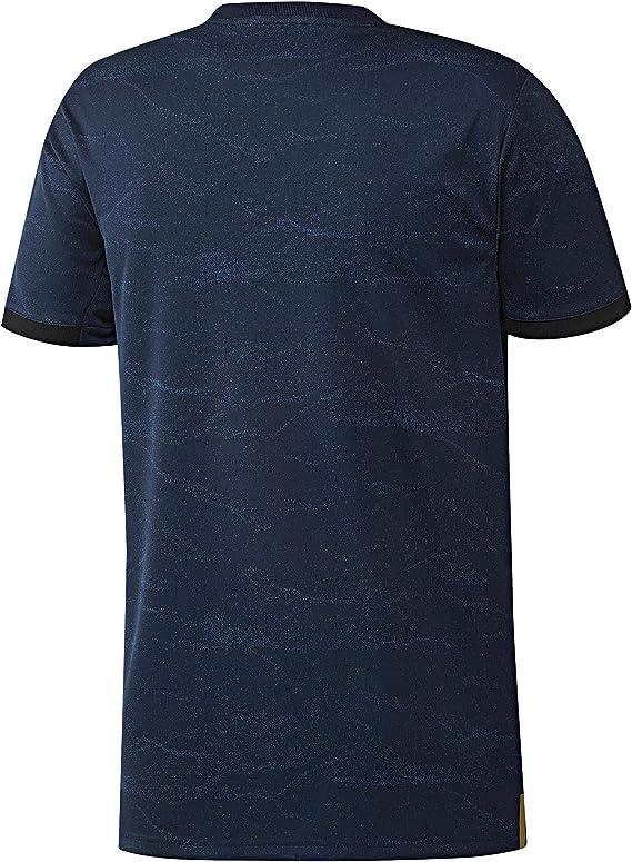 Real Madrid Camiseta - Personalizable - Segunda Equipación Original Real Madrid 2019/2020: Amazon.es: Ropa y accesorios
