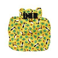 Bambino Mio, wet bag, tropical toucan