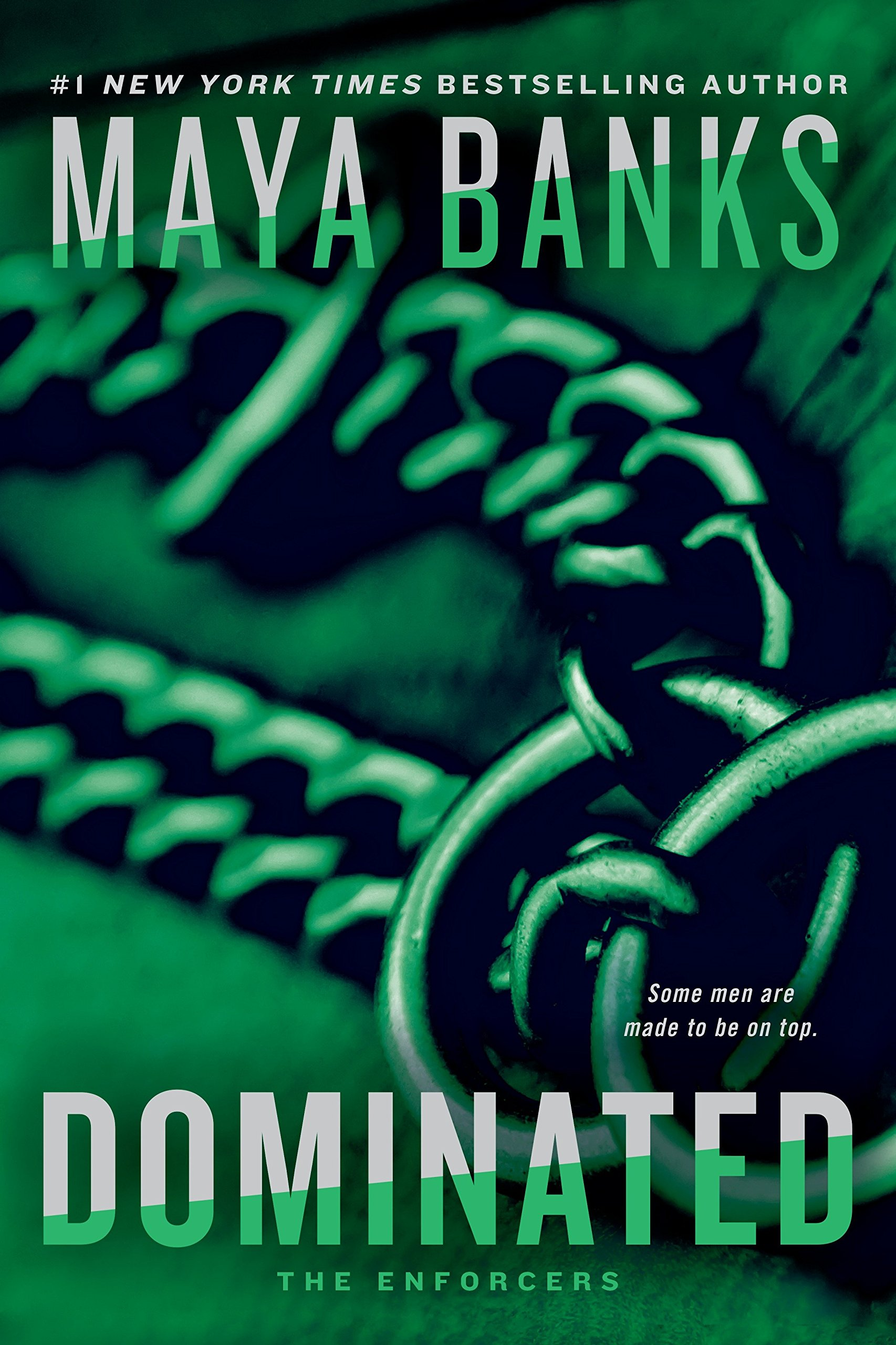 Read Online Dominated (The Enforcers) pdf