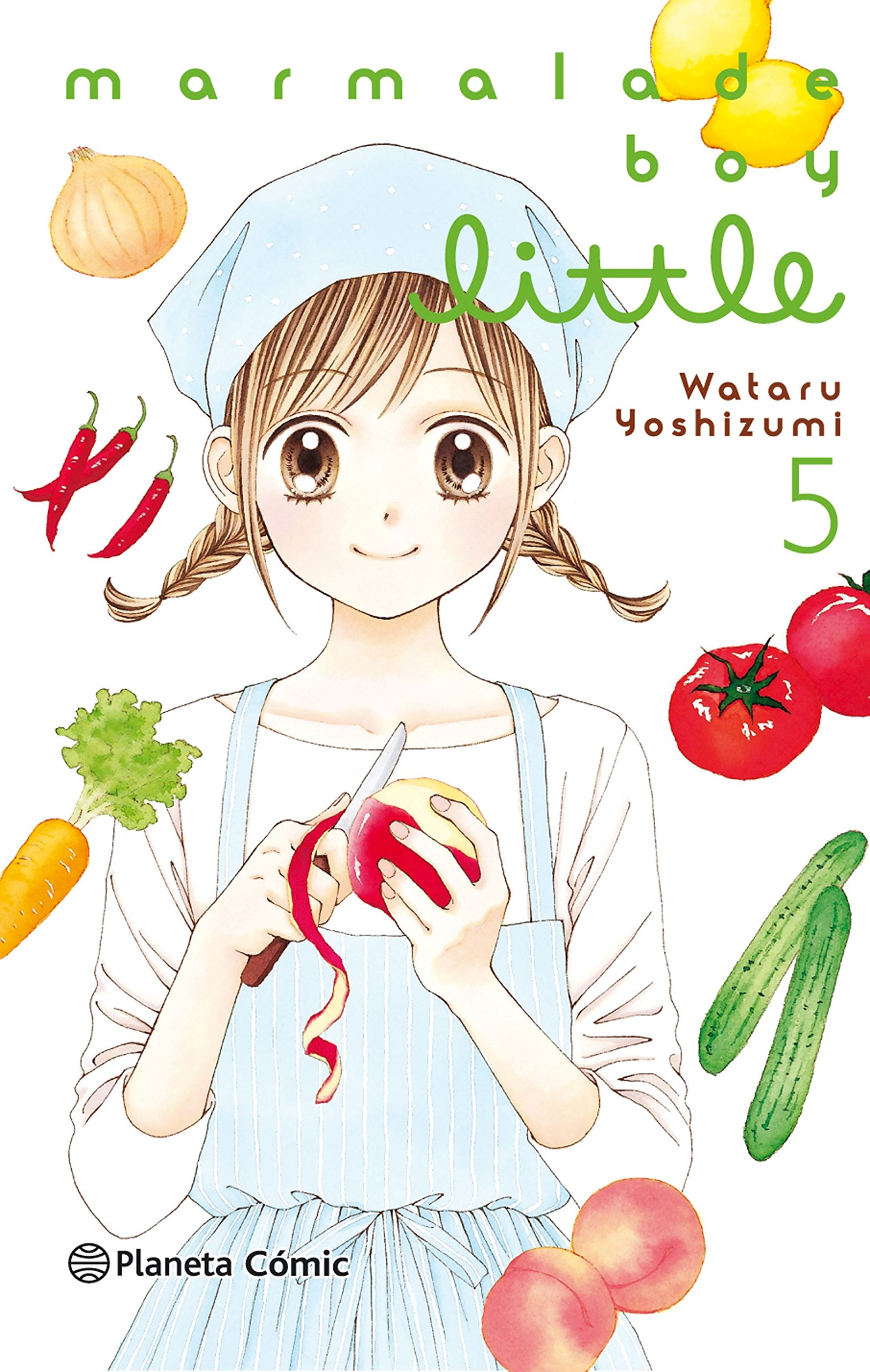 Marmalade Boy Little 5 (Manga Shojo, Band 195)