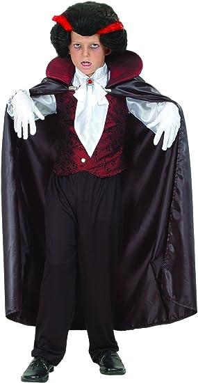 Disfraz vampiro niño - 7 - 9 años: Amazon.es: Juguetes y juegos