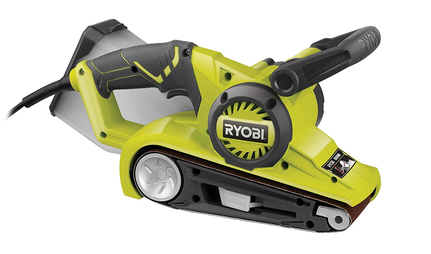 Ryobi EBS800VVariable Speed Belt Sander, 800 W