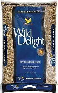 Wild Delight Outdoor Finch Food, 20 Lb