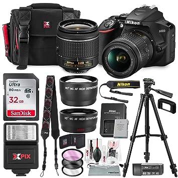 Amazon.com: Nikon_D3500_Kits: Camera & Photo