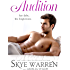 Audition: A Standalone Novel