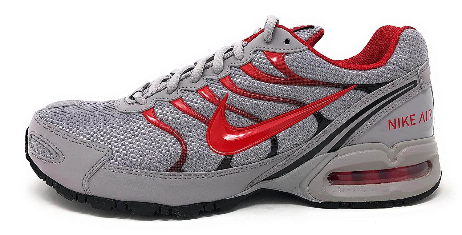 uk availability 22b35 ccb5b Amazon.com   Nike Mens Air Max Torch 4 Running Shoes (11 D(M) US,  Atmosphere Grey University Red)   Road Running