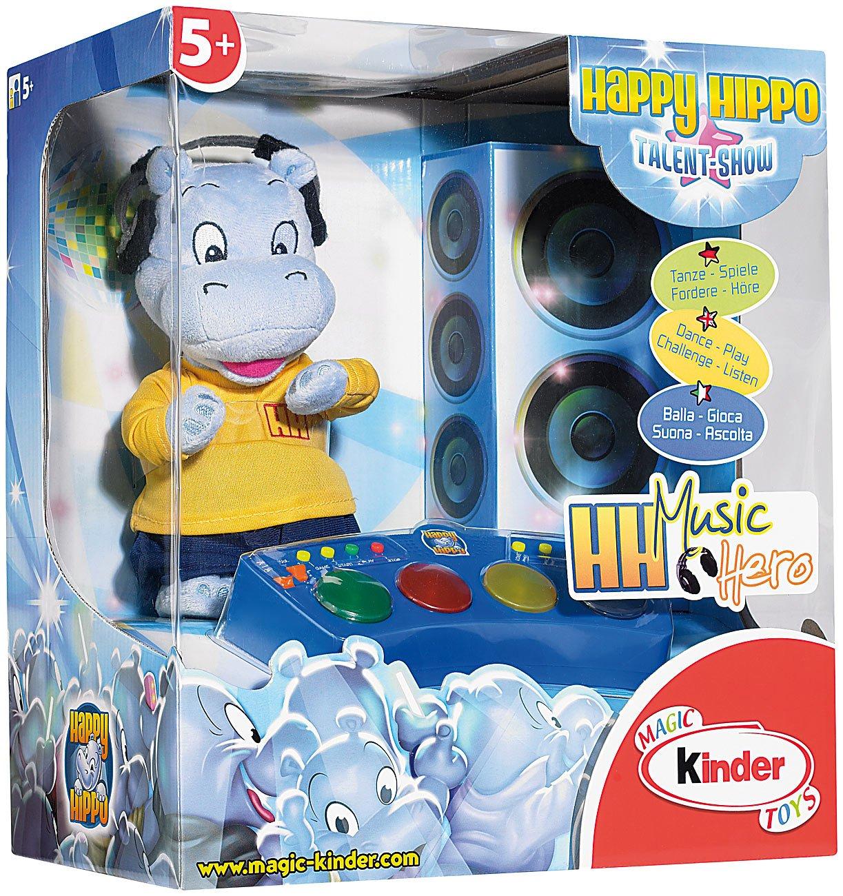 Happy Hippo Music Hero Talent Show wechselnde