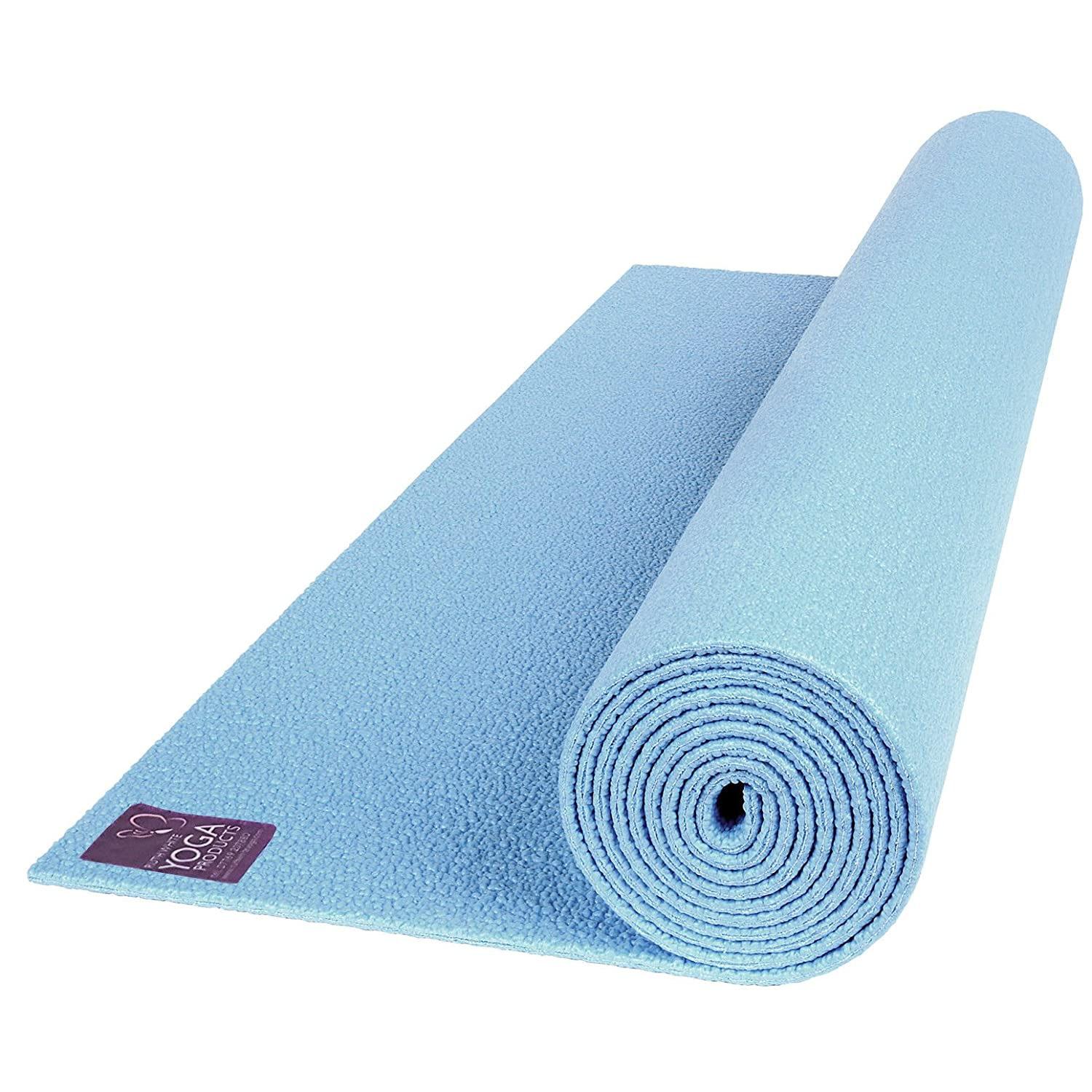 Esterilla para yoga (para niños), color azul: Amazon.es ...