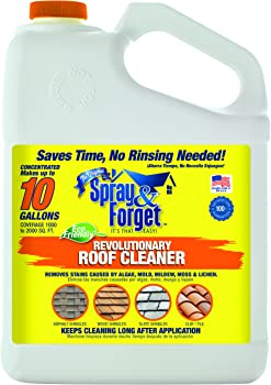 Spray & Forget Mold and Mildew Cleaner