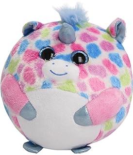 a86689620c9 Amazon.com  TY Beanie Ballz Fable Unicorn Plush  Toys   Games