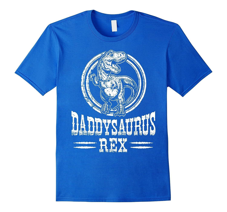 Mens Daddysaurus Rex Daddy T-Shirt