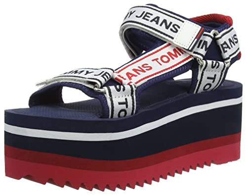 8d34e0e7460 Hilfiger Denim Tommy Jeans Technical Sandal