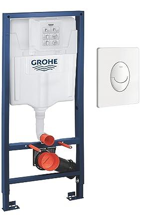 5801027b98b891 GROHE Bâti-Support WC 2 en 1 Rapid Sl 38764001 (Import Allemagne ...