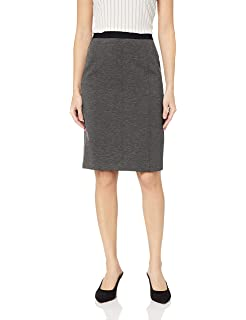 e49b4b17a Jones New York Women's Washable Suiting Pencil Skirt at Amazon ...