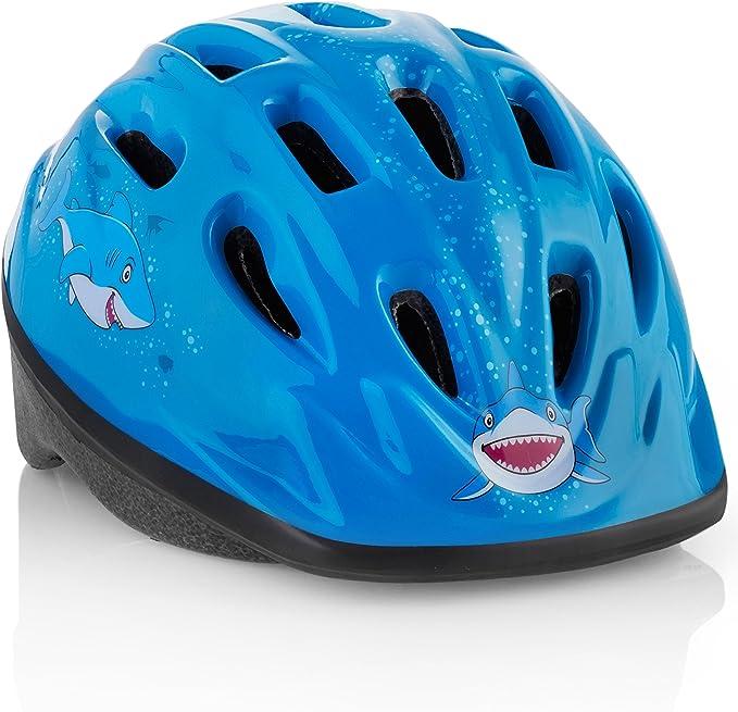 Challenge Toddler 45-48cm Bike Helmet Purple