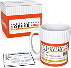 Funtopoly - Funny Mug. Original Prescription Coffee Mug