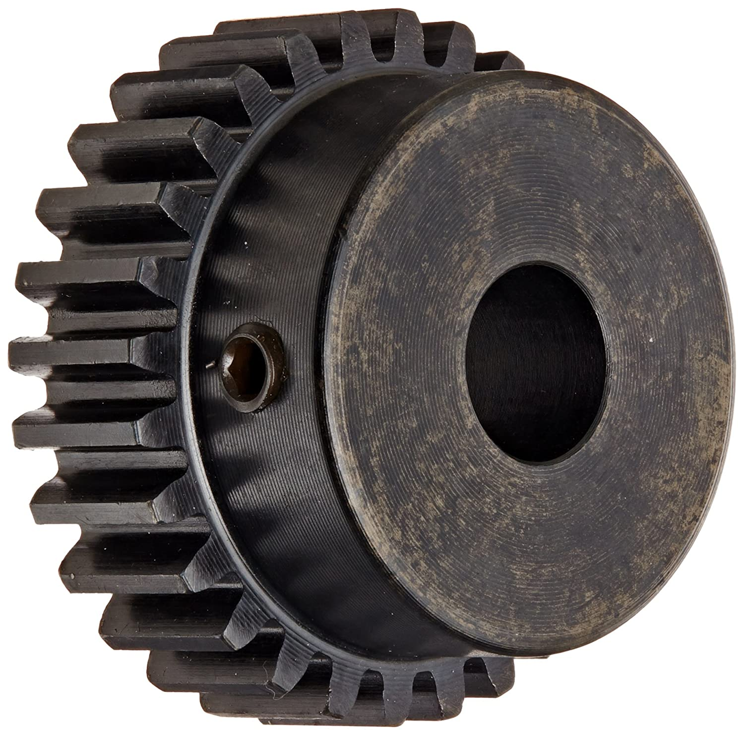 Martin S1630 Spur Gear 14.5° Pressure Angle High Carbon Steel Inch 16 Pitch 1 2 Bore 2 OD 0.500 Face Width 30 Teeth