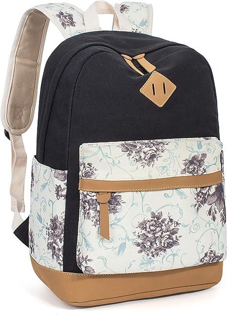 Pouch shoulder bag bag fabric bag brown white patterned ornaments flowers vintage