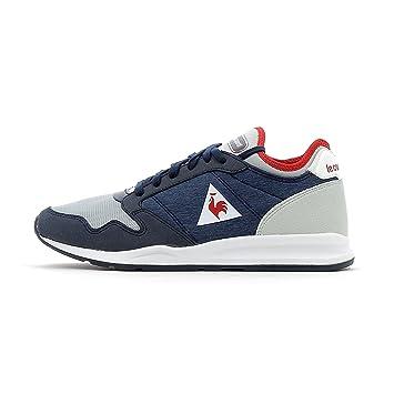 Le Coq Sportif - Zapatillas deportivas Omega X GS TechLite, Dress Blue/Vintage, 35: Amazon.es: Deportes y aire libre