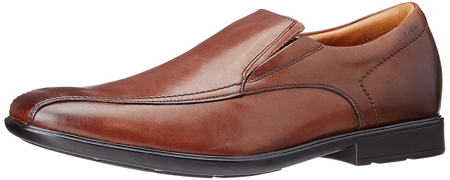 1305a808 Clarks Men's Gosworth Step Leather Formal Shoes