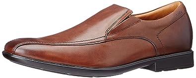19c16d04 Clarks Men's Gosworth Step Leather Formal Shoes
