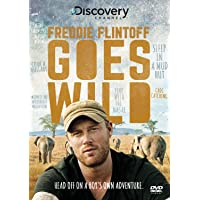 Freddie Flintoff Goes Wild [DVD]