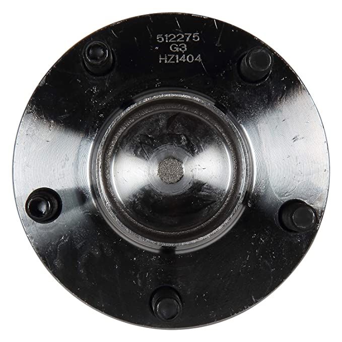 DuraGo 29595124 Front//Rear Wheel Hub
