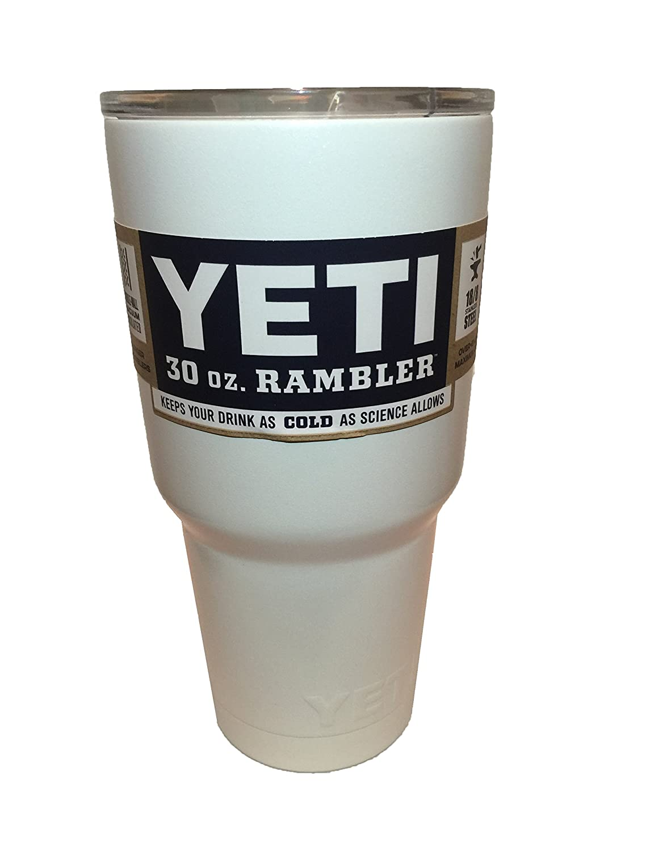 amazon com yeti rambler cup custom colors 30 oz stainless steel