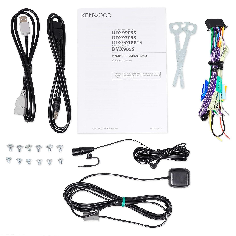 Amazon.com: Kenwood DDX9705S 6.95