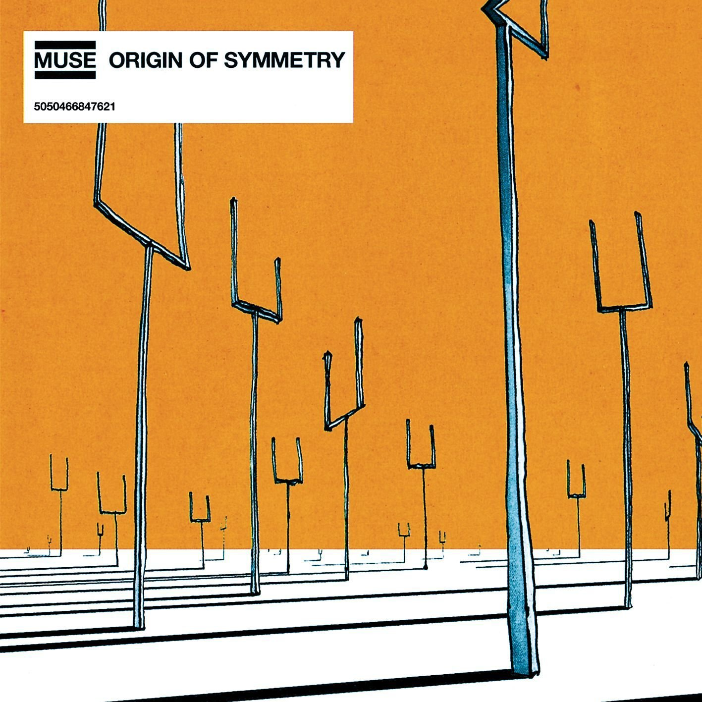 Origin of Symmetry (2 LP) [Vinyl] by Warner Bros