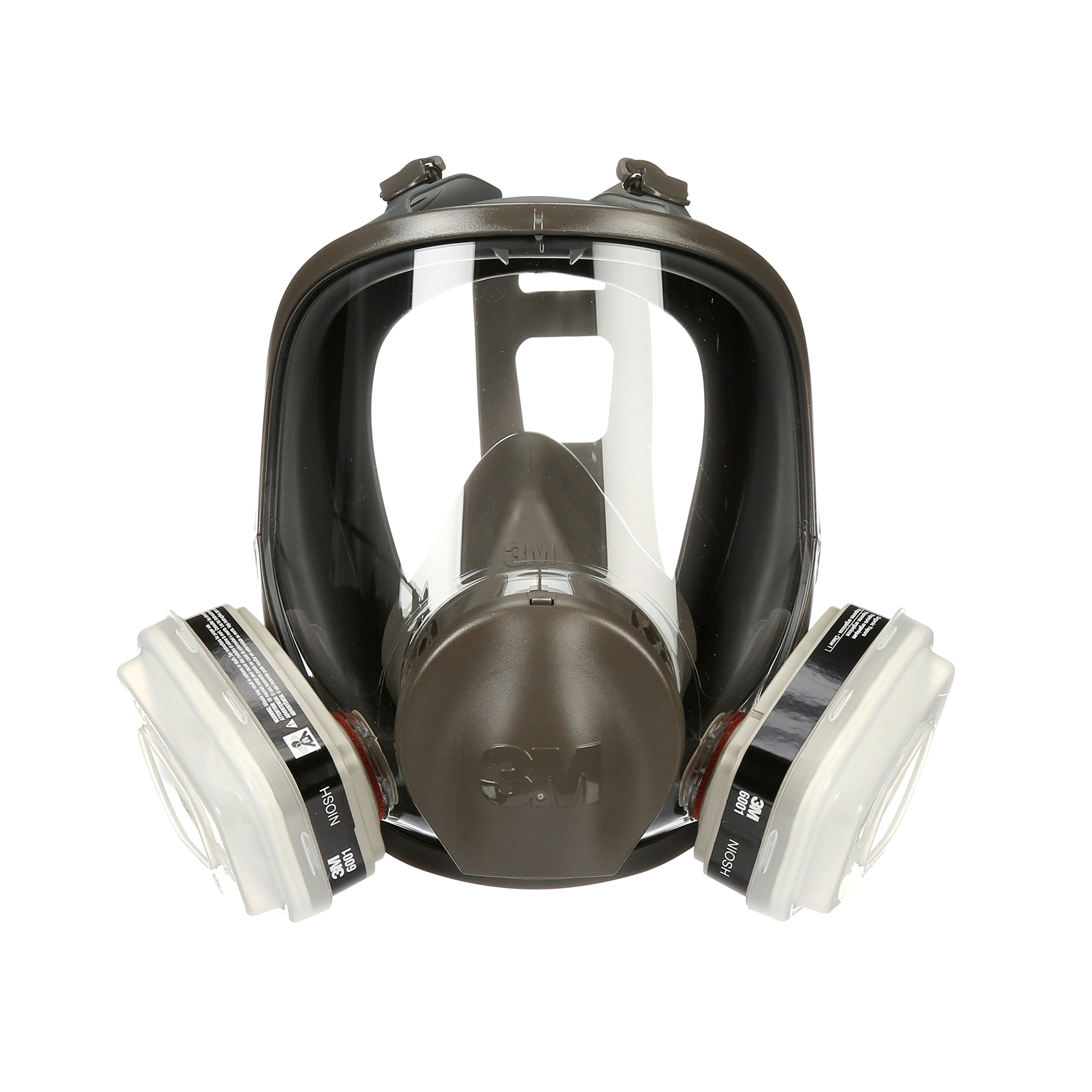 3M Full Face Paint Project Respirator, Large by 3M (Image #4)