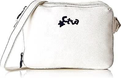 ctta caminatta S100, Bolso Bandolera para Mujer, 6x17x23 cm (W x H x L)