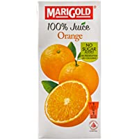 Marigold 100% Juice, Orange, 1L