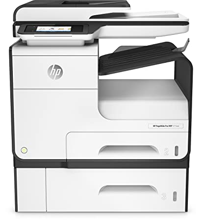 HP - Impresora multifunción (Inyección de tinta térmica, Colour printing, Colour copying, Colour scanning, Colour faxing, 50000 páginas por mes)