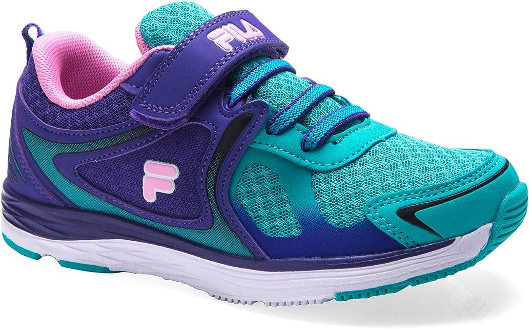 Fila - Zapatillas de Running para niña Strong Purple Venice: Amazon.es: Zapatos y complementos