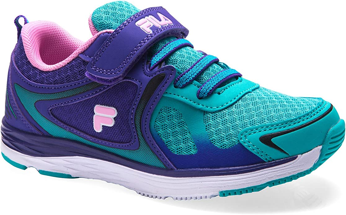 Fila - Zapatillas de Running para niña Strong Purple Venice ...