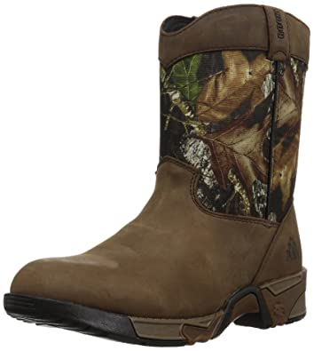 1c902987873 Rocky Kids' FQ0003639 Mid Calf Boot