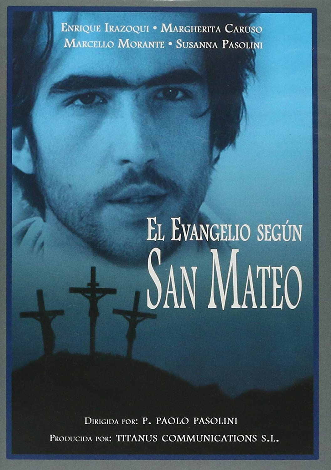 Amazon.com: - El Evangelio Segun San Mateo (IL VANGELIO SECONDO MATTEO) [NTSC MULTI-REGION DVD. Import-Latin America] by Pier Paolo Pasolini **Spanish audio ...