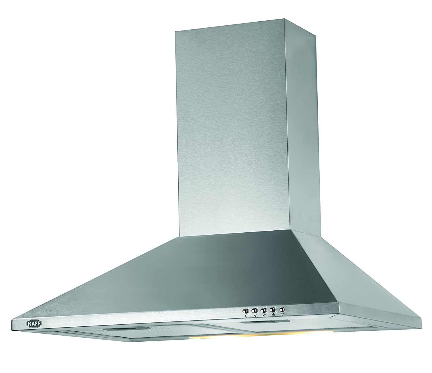 Kaff Kitchen Chimney 60 Cm 700 M3/H (Base Lx 60, Stainless Stee ...