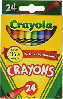 product image for Crayola Crayons 24 Count Box- (6-Pack)
