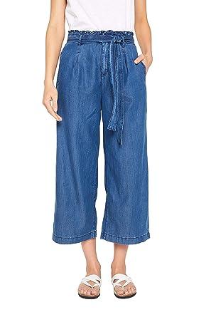 edc by Esprit Jeans a Zampa Donna: Amazon.it: Abbigliamento
