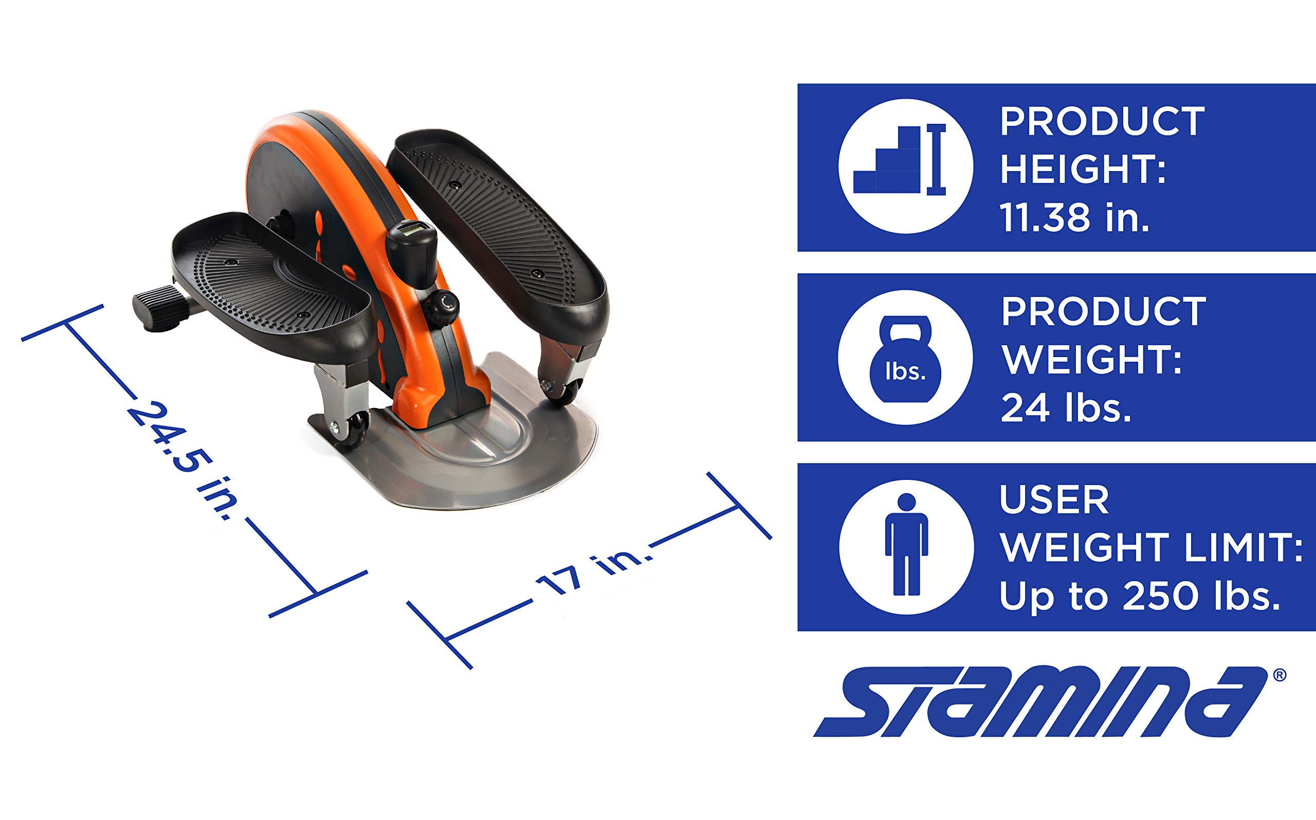 Stamina Inmotion Elliptical Trainer by Stamina (Image #6)