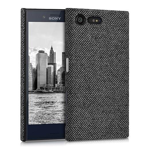 3 opinioni per kwmobile Cover rigida per Sony Xperia X Compact Custodia per cellulare- Back