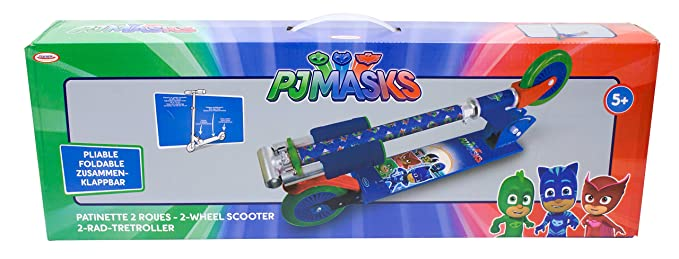 Amazon.com: PJ Masks OPJM112 Kids Two Wheel Inline Foldable ...